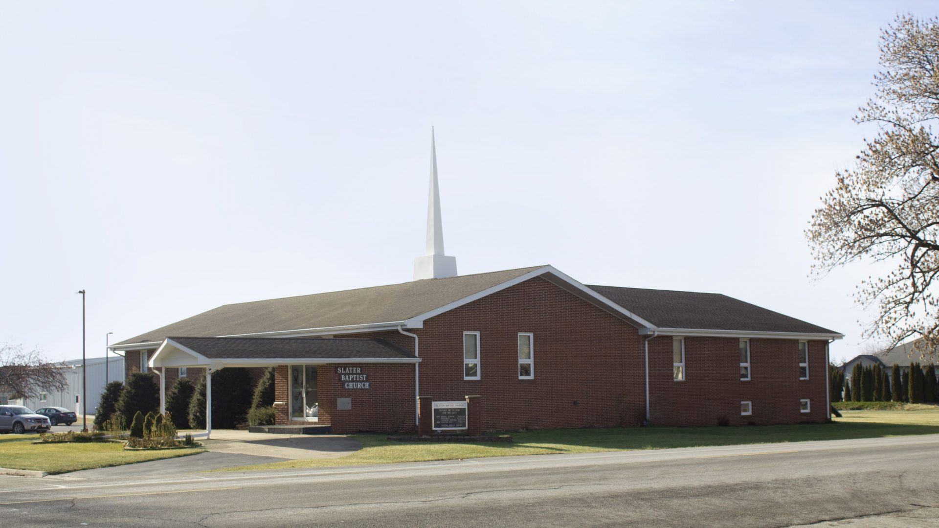 Slater Baptist Church